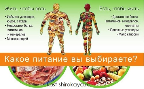 полезное питание для похудения фото