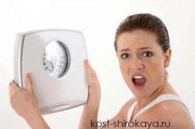 Вес встал,почему женщины не худеют,плато в похудении