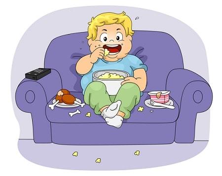 Недетский вес: как мы делаем наших детей больными (часть 2)