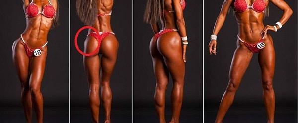 убрать жир бокам талии упражнения