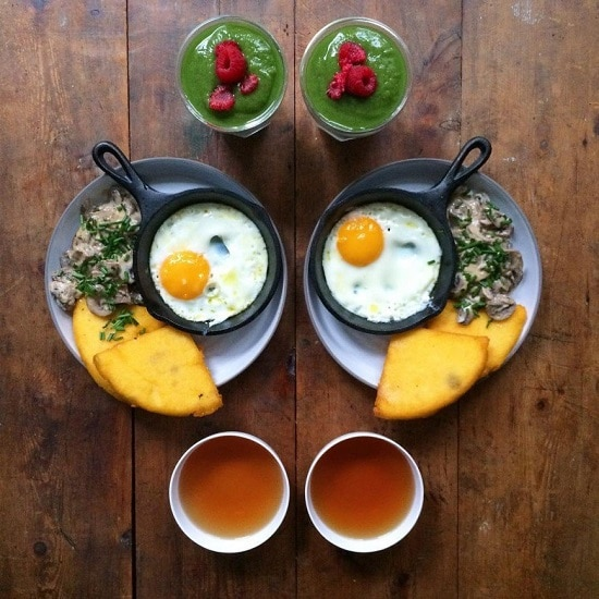 Завтрак для похудения: 14 простых рецептов на каждый день