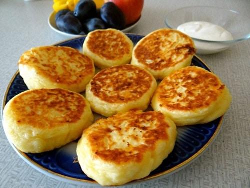 Классические пп сырники: 14 диетических рецепта из творога