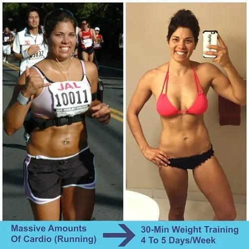 Почему женщинам стоит выбрать силовые тренировки для похудения