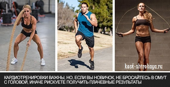 Кардио для сжигания жира:до или после тренировки. Кардио натощак с утра