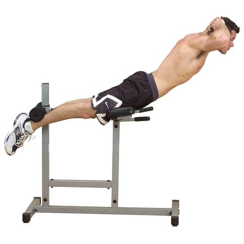 Гиперэкстензия: самое безопасное и эффективное упражнение для здоровья спины и укрепления ягодиц