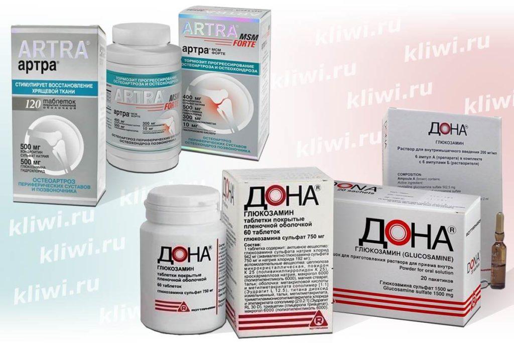 Хондропротекторы: рейтинг по эффективности 7 препаратов из топ списка лучших