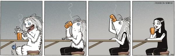 Кстати, такие картинки очень влияют на наши привычки. Подсознание не дремлет :)