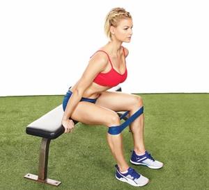 Почему из-за этого упражнения ваши ягодицы в опасности: разведение и сведение ног в тренажере
