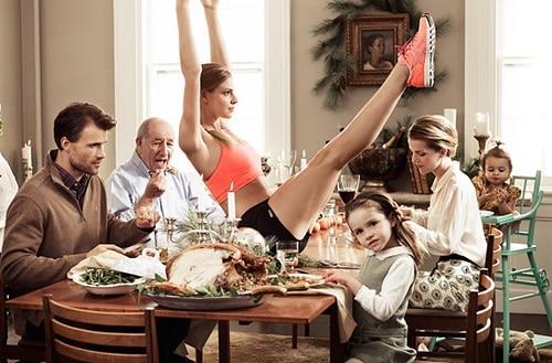 Как не набрать лишний вес в Новый Год: четкая инструкция из 7 шагов