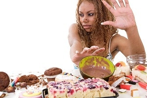 Как перестать доедать?