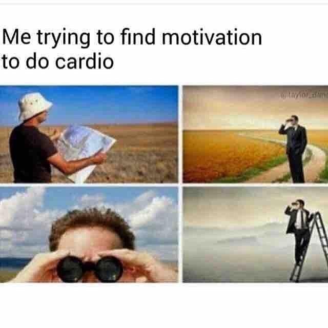Ошибки в кардио тренировках