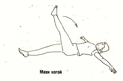 Махи ногами какие мышцы качают thumbnail