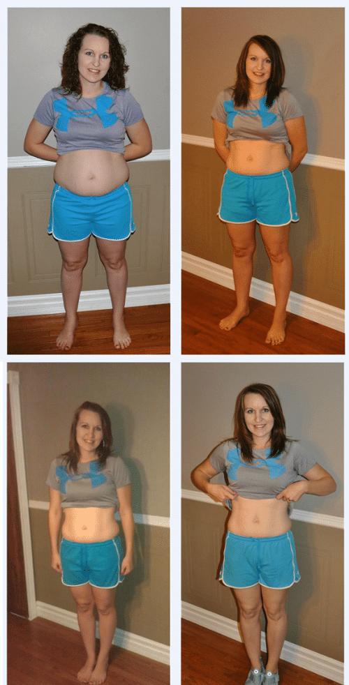 Похудения у подростков