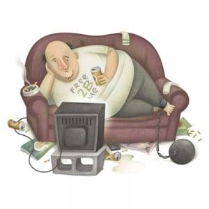 Врачи доказали, что сидячий образ жизни вредит сильнее, чем курение и диабет