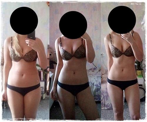 Отзывы о похудении