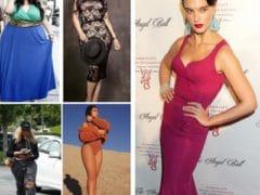 3 похудевших модели плюс сайз: почему они теряют вес, прославивший их?