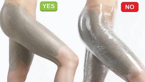 Обертывания пищевой пленкой: как угробить кожу в домашних условиях?