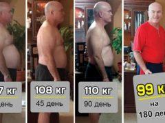 Школьный учитель питался в МакДональдсе и скинул 30 кг за 6 месяцев + еще 3 реальных истории