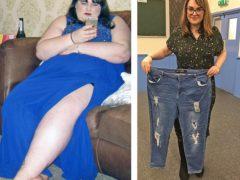 От спорта НЕ худеют и это доказано: девушка похудела со 140 до 70 кг. без физической активности - из кита в русалку