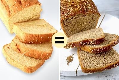 """Миф о пользе цельнозернового хлеба: """"купите лучше батон!"""""""