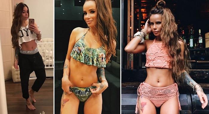 5 российских звезд, который делали липоскульптурирование: фото до и после